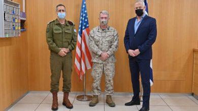 """صورة ميدل إيست آي"""": لماذا تنضم """"إسرائيل"""" إلى القيادة المركزية الأميركية"""