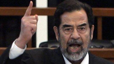 صورة رسالة إلى رغد صدام حسين هذا ما وهبه أبيك.. مما لا يملكه