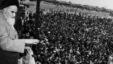 صورة ايران الثورة : أمة تقول وتفعل