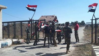"""صورة سوريا توضح الهدف من ترويج معلومات ملفقة حول عملية التبادل مع """"إسرائيل"""""""