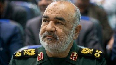 صورة القائد العام لحرس الثورة الإسلامية: لم نعد حقا بحاجة الى الاتفاق النووي