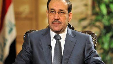 صورة السيد نوري المالكي الأمين العام لحزب الدعوة الإسلامية يدعم مبادرة الحوار الوطني في البحرين