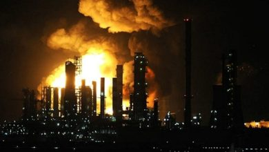 """صورة النفط مقابل النفط.. صنعاء تُحذّر الرياض: """"أرامكو"""" مقابل """"صافر""""!"""
