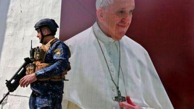 صورة مشروعهم الخطير وسكوتنا ، زيارة البابا إلى أور الكلدانيين
