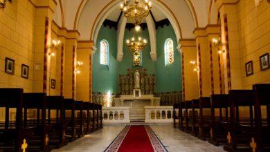 صورة مشروع كنيسة مار أبرام