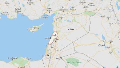 صورة لبنان للمسحيين…. سوريا للمسلمين…. فلسطين لليهود…