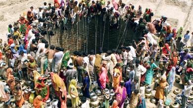 صورة حرب المياه