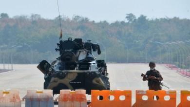 """صورة جنرالات ميانمار يستعينون بـ""""إسرائيلي"""" لتحسين صورتهم.. عميل الموساد سيتواصل مع أمريكا والسعودية والإمارات"""