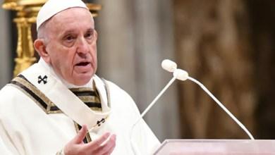 صورة البابا فرنسيس: لقاء آية الله العظمى السيستاني لا يُنسى