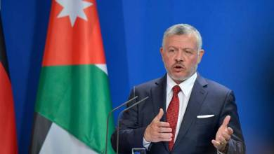 صورة الملك الأردني يوجه رسالة إلى شعبه حول التطورات الأخيرة