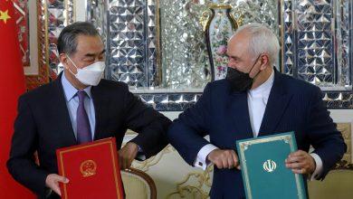 صورة إيران تكشف سر عدم نشر نص وثيقة تعاونها الشامل مع الصين