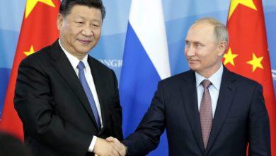صورة روسيا والصين ستقاومان الولايات المتحدة في حرب باردة جديدة