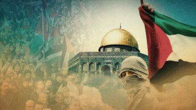 صورة لو كان في الأمتين رجال  لما ضاعت القدس