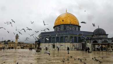 صورة القدس: من يملك حلا