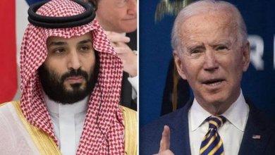 صورة السعودية ترد على سؤال حول عدم فرض بايدن عقوبات على بن سلمان