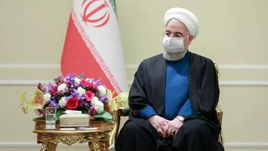 """صورة روحاني: تخصيب اليورانيوم بنسبة 60 بالمئة هو ردُنا على استهداف """"نطنز"""""""