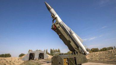 """صورة مواصفات صاروخ """"SA-5"""" السوري الذي استهدف منطقة """"ديمونا"""""""
