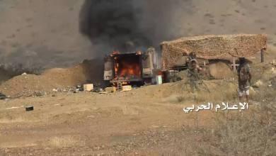 صورة صنعاء توسع عملياتها البرية في العمق السعودي والأخيرة تكثف الغارات وتخضع قادة هادي للإقامة الجبرية في نجران