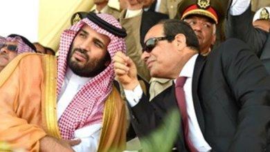 صورة عرب البترول يتآمرون على مصر