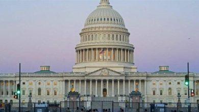 صورة حادثة جديدة تهز الكونغرس.. إليكم تفاصيل ما حصل