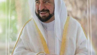 """صورة الشيخ سلطان بن محمد القاسمي """"الجين"""" الذي لم ينقرض"""