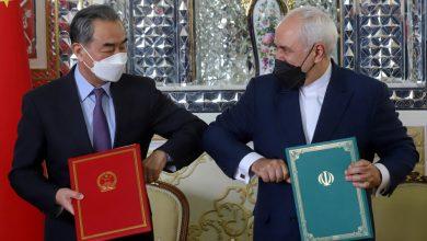 صورة أبعاد وافاق الاتفاق  الاستراتيجي  الصيني الإيراني