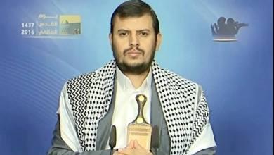 صورة كلمة السيد عبد الملك بدر الدين الحوثي بمناسبة يوم القدس العالمي 24 رمضان