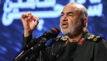 صورة هنية في اتصال هاتفي مع قائد الحرس الثوري الإيراني: كسرنا الهنجهية الصهيونية والمعادلة تغيرت