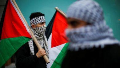 صورة فلسطين حرة….. ومنتصرة
