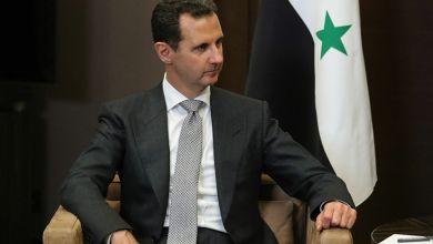 صورة على ضفاف زيارة السيد الرئيس بشار الأسد إلى المدينة الصناعية في حسياء هكذا قال قائد الوطن