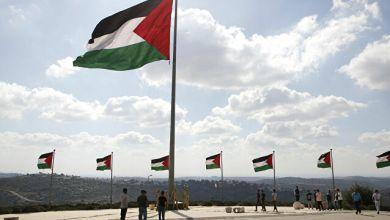 صورة التأييد التلقائي والرفض التلقائي (فلسطين وجدان الامة الاسلامية)