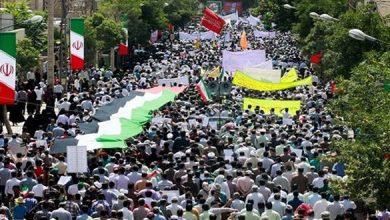صورة الجمعة القادم دول محور المقاومه تنظم مسيرات مليونية لاحياء يوم القدس العالمي
