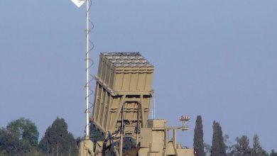 صورة القبة الحديدية تضاف لسلسلة الأكاذيب الإسرائيلية