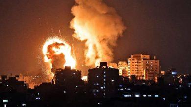 صورة حرب غزة والروث الصهيوني العربي