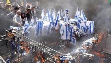 صورة الغدة السرطانية تُستأصل بدءً من فلسطين