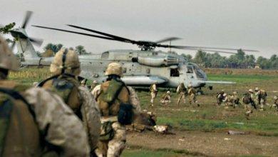 صورة الجيش الأمريكي ينفذ عملية إنزال كبيرة قرب حدود روسيا