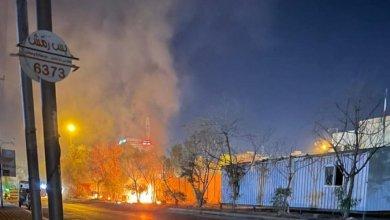 صورة من وراء حرق القنصليات الإيرانية في كربلاء والبصرة ؟؟؟