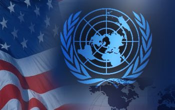 صورة الأمم المتحدة والأمريكان..الأيادي الفارغة والأجندة المبيتة