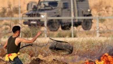 صورة لا عرض نهائياً للتهدئة غزّة «تصطاد» جنود العدو