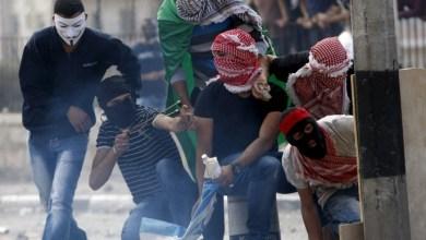 صورة فلسطين من الحجارة الى الصواريخ