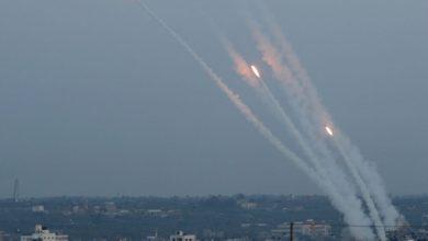صورة الصواريخ هي اللغة الوحيدة التي يفهمها الصهاينة
