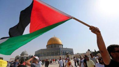 صورة اين فلسطين  . . بين صراعات ومشاكل الشعوب العربية اليوم