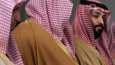 صورة السعودية المحاصرة