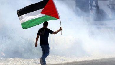 صورة الانتصار  الفلسطيني وهزيمة الكيان الصهيوني..الفرحة يقابلها النكسة!!