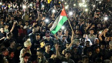 صورة غزة غَلبت الجمع الإسرائيلي والغربي والعربي التطبيعي