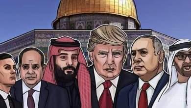 صورة صهاينة العرب أخطر علينا من اليهود الصهاينة
