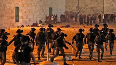 صورة ما يجري في القدس معركة من حرب ممتدة منذ مائة عام