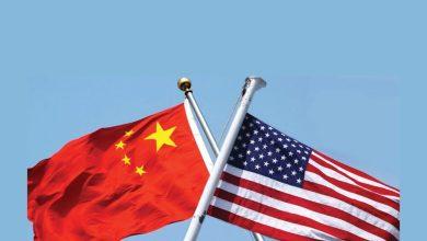 صورة الصاروخ الصيني آمن حتى الان  حرب امريكا الاعلامية على الصين