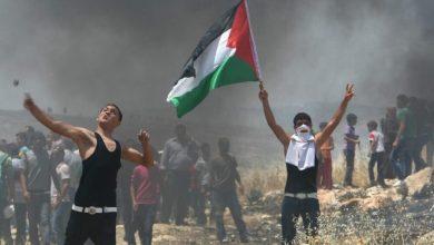 صورة الانتفاضة الفلسطينة تنتصر وتلقن العدو الصهيوني ضربات حيدرية موجعة