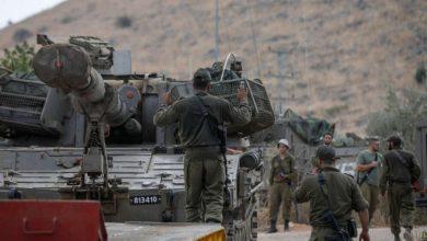 """صورة حزب الله"""" يتأهب مقابل المناورة العسكرية للاحتلال هذا الأمر لم يحصل منذ حرب تموز 2006"""